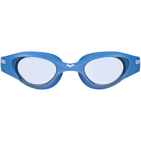 arena The One Lunettes de protection, light smoke/blue/white